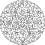 Mandala-coloring-picture-ez-coloring-pages